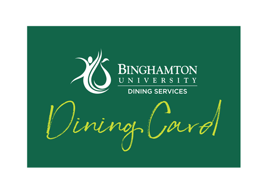 Picture of Dining Gift Card